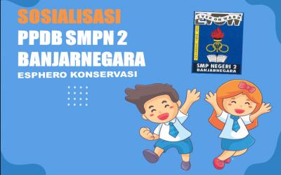 PENERIMAAN PESERTA DIDIK BARU (PPDB) SMP NEGERI 2 BANJARNEGARA TAHUN PELAJARAN 2020/2021