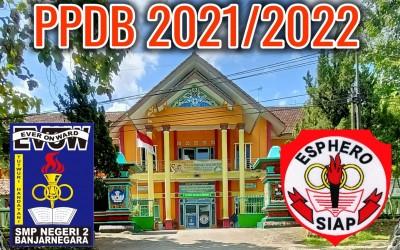 PENERIMAAN PESERTA DIDIK BARU (PPDB) TAHUN PELAJARAN 2021/2022